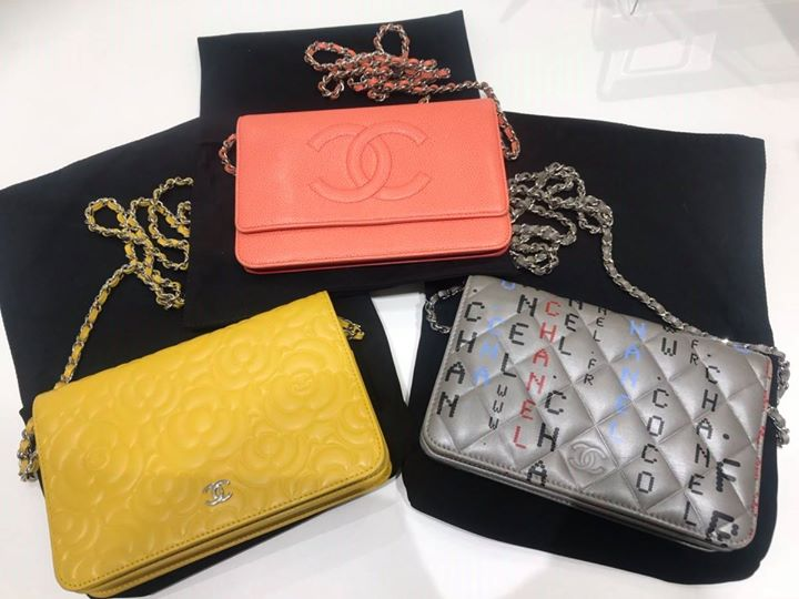 d87f2767c090 chanel chain wallet シャネル チェーンウォレット 財布 販売 買取