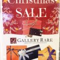 brand sale christmas ギャラリーレア なんば店 クリスマスセール 販売 買取