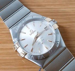 6時の位置に星のマークの時計 オメガの魅力